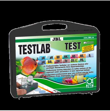 JBL TestLab - Coffret de 12 tests pour aquarium