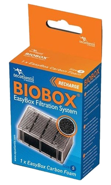 Recharge biobox for Aquarium aquatlantis