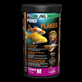 JBL ProPond Flakes M - Tous Poissons - 0,13 kg