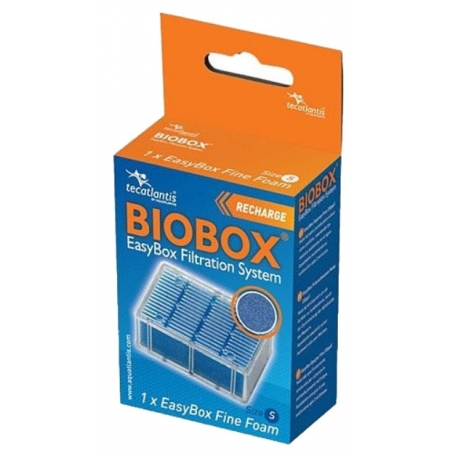 AQUATLANTIS EasyBox Mousse Fine - S - Recharge Biobox