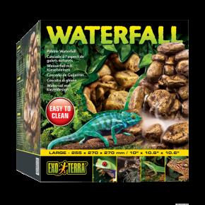 EXO TERRA Waterfall, Cascade pour terrarium - Taille L