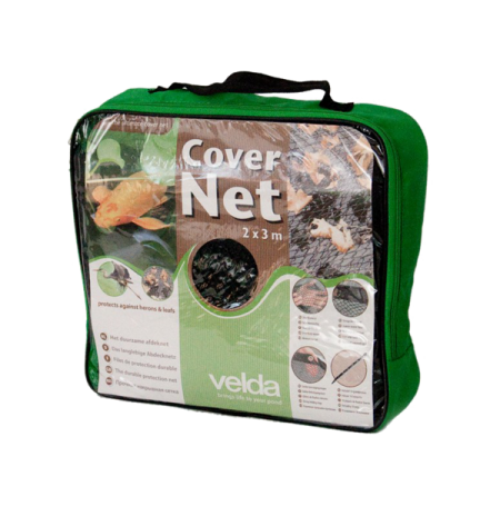VELDA Cover Net Filet de bassin - 4x3m