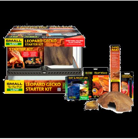 ZOOMED Leopard Gecko Starter Kit - 51 x 25 x 30 cm - Livraison gratuite