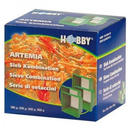 HOBBY Artemia - Jeu de 4 tamis