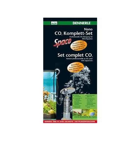 DENNERLE Kit CO2 Space pour nano-aquarium