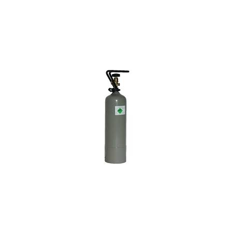 Bouteille Co2 rechargeable - 6 kg