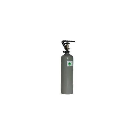 Bouteille Co2 rechargeable - 10 kg
