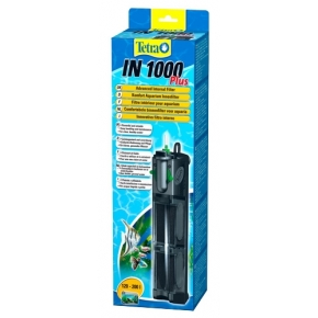 TETRA IN 1000 Plus Filtre intérieur aquarium 120 - 200 L