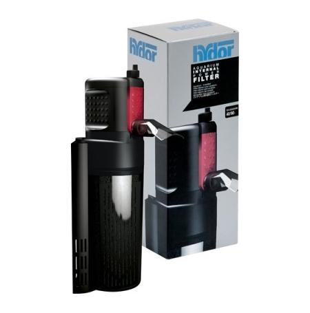 HYDOR Crystal Duo K20 Mini - Filtre pour Aquarium jusqu'à 90 L