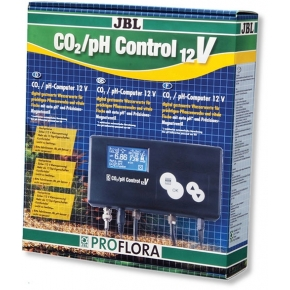 JBL ProFlora pH Control - Ordinateur CO2/pH 12V