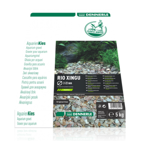 DENNERLE Gravier Plantahunter Rio Xingu - 5 kg