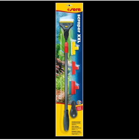 SERA scraper XXL - Raclette de nettoyage d'aquarium