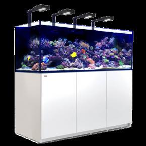 Aquarium RED SEA Reefer Deluxe XXL 750 + Meuble + Eclairage LED - Blanc