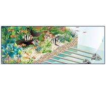 EDEN 415 Câble chauffant aquarium 10W/12V
