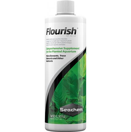 SEACHEM Flourish Oligo-élements - 500 ml