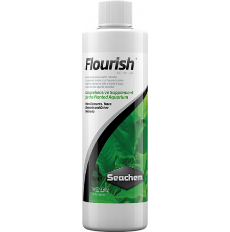 SEACHEM Flourish Oligo-élements - 250 ml