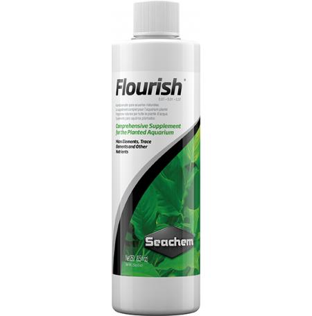 SEACHEM Flourish Oligo-élements - 250 ml