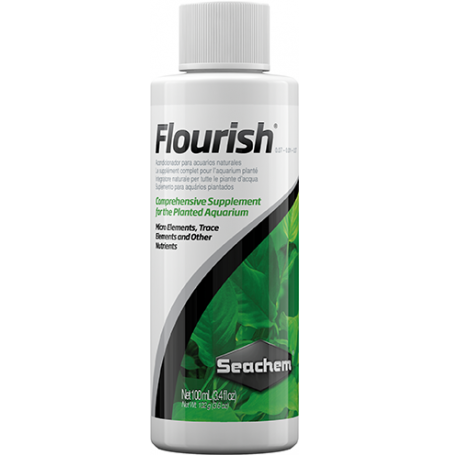 SEACHEM Flourish Oligo-élements - 100 ml