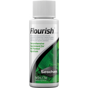 SEACHEM Flourish Oligo-élements 50ml