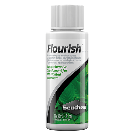 SEACHEM Flourish Oligo-élements - 50 ml