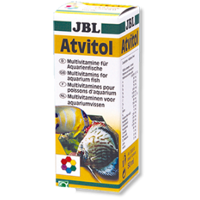 JBL Atvitol Multivitamines pour poissons