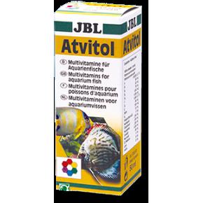 JBL Atvitol Multivitamines pour poissons