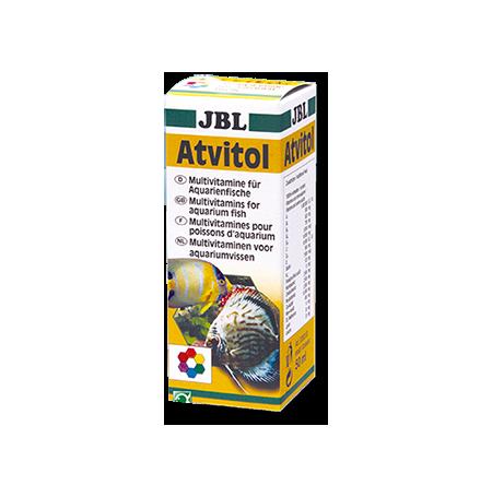 JBL Atvitol Multivitamines pour poissons 50ml