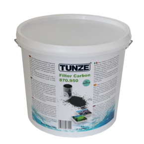 TUNZE 0870.950 Filter Carbon 5 Litres