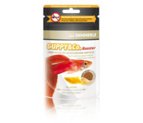 DENNERLE Guppy & Co Booster 100ml Aliment complet poissons vivipares