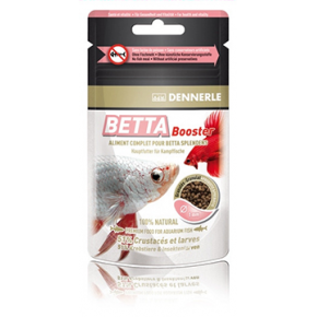 DENNERLE Betta Booster 30ml Aliment pour Betta Splendens