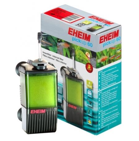 EHEIM Filtre PickUp 60 (Eheim 2008) Aquarium jusqu'à 60L Débit : 300 l/h