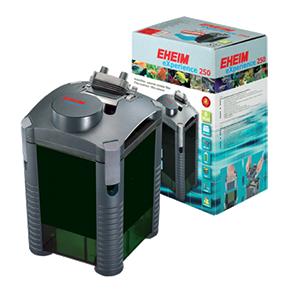 EHEIM Filtre externe - eXperience 250 - Débit : 700l/h - Aquarium de 120 à 250L