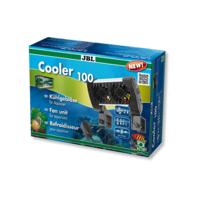 JBL Cooler 100 Ventilateur aquarium de 60 à 100L - 2 ventilateurs