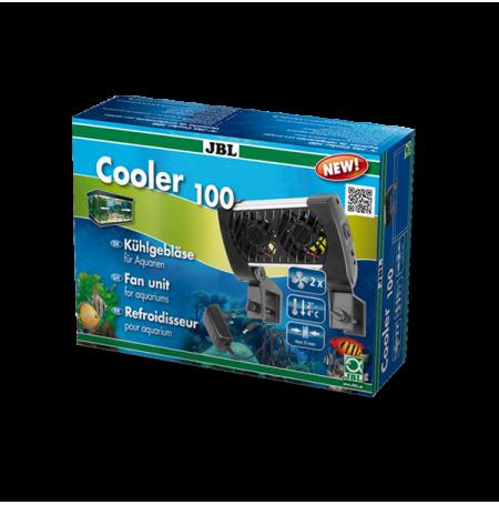 JBL Cooler 100 Ventilateur aquarium de 60 à 100L - 2 ventilateurs