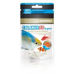 DENNERLE Calanus FD Organic, 100ml - Plancton alimentaire pour poissons tropicaux