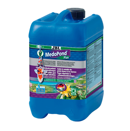JBL MedoPond Plus 5 litres - Anti points blancs Anti parasites