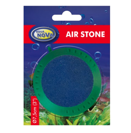 AQUA NOVA Diffuseur à air circulaire - 7,5 cm