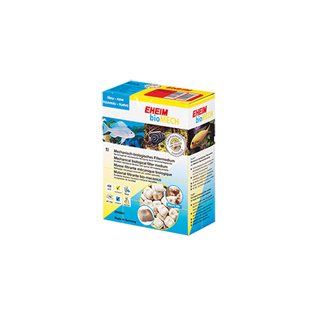 EHEIM BioMECH Masse Filtrante Mécanique Biologique - 1 Litre