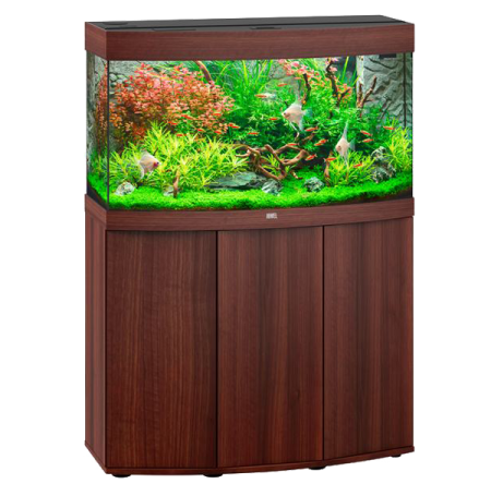 Aquarium Juwel Vision 180 LED + Meuble - Brun