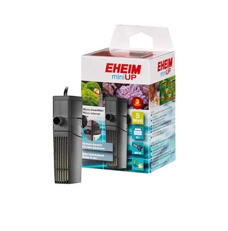 EHEIM Filtre miniUP pour Aquarium jusqu'à 30L, Débit : 300 l/h