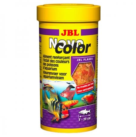 JBL NovoColor 100 ml Nourriture poissons colorés