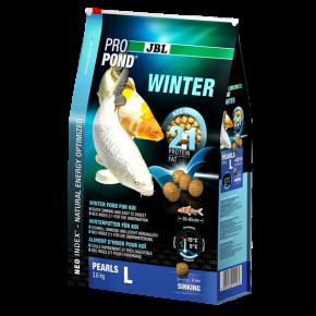 JBL ProPond Winter Pearls L - 3,6 kg - Pour carpe Koi 55 à 85cm
