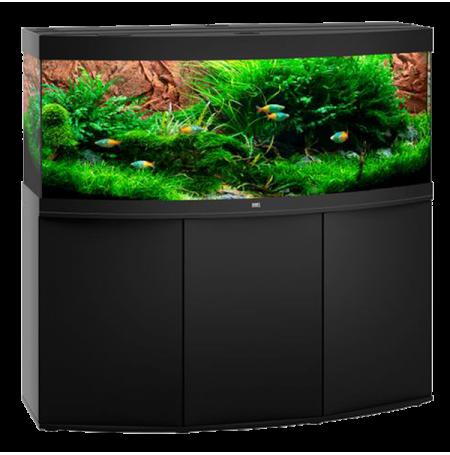 Aquarium Juwel Vision 450 LED + Meuble - Noir