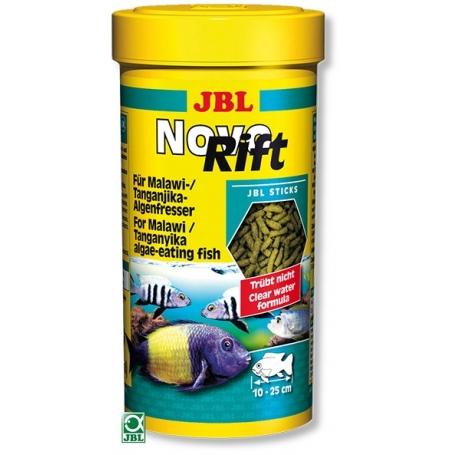JBL NovoRift 250 ml Nourriture cichlidés Afrique Est