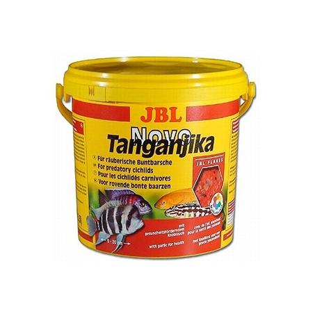 JBL NovoTanganjika  5,5L Nourriture cichlidés prédateurs