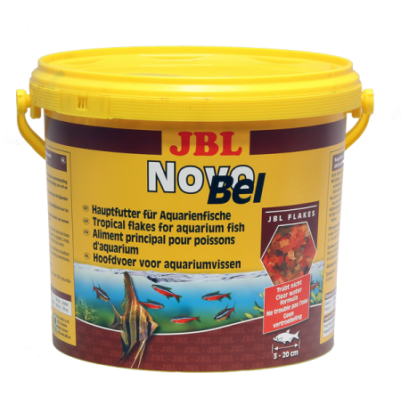 JBL Novobel 5,5L Nourriture principale poissons