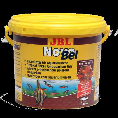 Jbl novobel nourriture principale poissons 5 5l for Jbl nourriture poisson