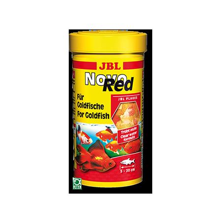 JBL NovoRed  250 ml Nourriture pour poissons rouges