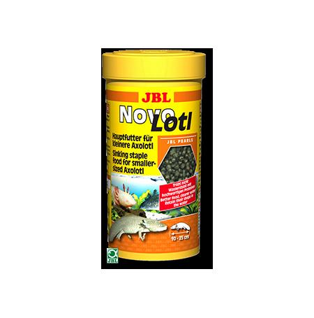 JBL Novolotl 250ml Nourriture pour petits Axolotls