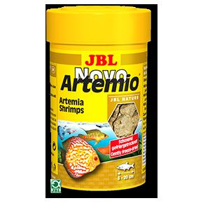 JBL NovoArtemio Artémies lyophilisées pour tous poissons 100 ml